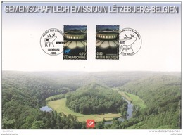 Carte Souvenir 3676HK - Cartas Commemorativas