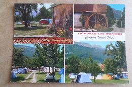 LATHUILLE-LAC D'ANNECY - Camping Vert Fleuri ( 74 Haute Savoie ) - Francia