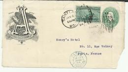 Devant De Lettre - Lettres & Documents
