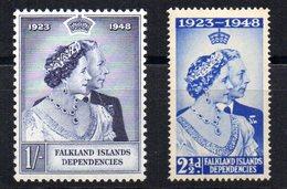 Serie Nº  95/6 Falkland Island - Islas Malvinas