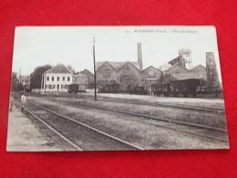 MOERBEKE-WAAS  - De Suikerfabriek - Moerbeke-Waas