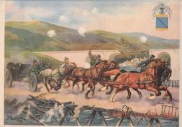 "Cartolina  - Postcard /non Viaggiata -  Not Sent -  3° Reggimento Artiglieria ""  Fossalta "" - Regiments"