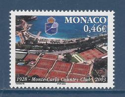 Monaco - YT N° 2390 - Neuf Sans Charnière - 2003 - Monaco