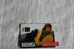 Télécarte France  F44  MANOUKIAN  50u  SO2   LUXE - Frankrijk