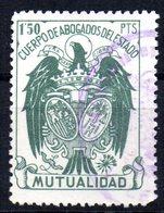 Fiscal De Cuerpo De Abogados Del Estado. - Fiscales