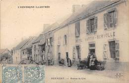 63-HERMENT- AVENUE DE GIAT - Other Municipalities