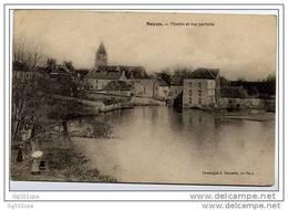 NOYEN - Moulin Et Vue Partielle (animée) - France