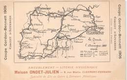 63-CLERMONT-FERRAND- MAISON ONDET-JULIEN- AMEUBLEMENT, LITERIE HYGIANIQUE - Clermont Ferrand