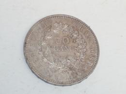 PIECE DE 50 FRANCS, 1978 - M. 50 Francs