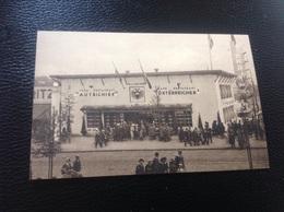 Exposition Universelle Bruxelles 1935 Restaurant Autrichien - Cartes Postales