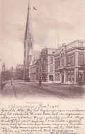 2606142's Gravenhage, Bezuidenhout. (poststempel 1901)(zie Hoeken) - Den Haag ('s-Gravenhage)