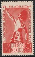 Mexico 1939 - Sc 747, 10cts - First World Convention - MNH - Mexico
