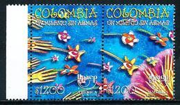 Colombia Nº 1117/18 (unidos) Nuevo - Colombia