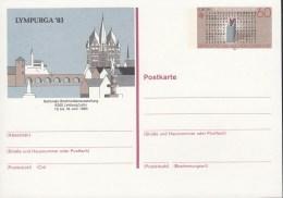 BRD PSo 8 Ungebraucht, Wertstempel: Europa CEPT Marke 1983 - 1983
