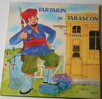 Disque 33 Tours TARTARIN DE TARASCON Collection Le Disque D'aventure A. DAUDET (rare) - Kinderlieder