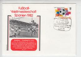 SPAGNA 1982 - Coppa Mondiale - Incontro Honduras - Irlanda Del Nord - Coupe Du Monde