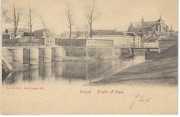 DIEST : Porte D'Eau - Cachet De La Poste 1902 - Diest