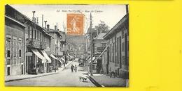 ARCACHON Rare Rue Du Casino (Barroumère Darroziu Et Bousquet) Gironde (33) - Arcachon