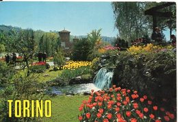 TORINO - Fiori Al Parco Del Valentino - Parcs & Jardins
