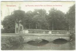Varsenare/Varssenaere. Tourelle Dans Le Parc Du Château De Zandberg. - Jabbeke