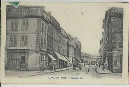 Longwy Haut  Grande   Editeur Maire - Longwy