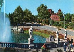 TORINO - Fontana Monumentale Al Valentino - Parcs & Jardins