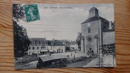 Gouzon  Place De L Eglise - France