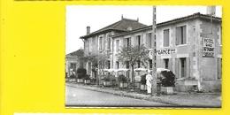 LE BARP L'Hôtel De France (Van Eyk Rouleau) Gironde (33) - Francia