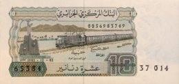 Algeria 10 Dinars, P-132 (2.11.1983) - UNC - Algerien