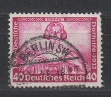 Deutsches Reich , Nr 507 Gestempelt , Etwas Mangelhaft ( 170.-) - Deutschland