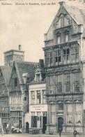 CPA - Belgique - Malines - Maison Le Saumon, Quai Au Sel - Mechelen