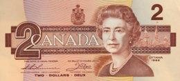 Canada 2 Dollars, P-94b (1986) - UNC - Canada