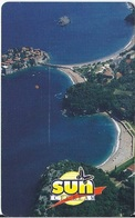 MONTENEGRO - PILOT PENCILS - SVETI STEFAN PENINSULA - Montenegro