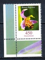 Freimarken Blumen Aus Bogen  4,50 € - BRD