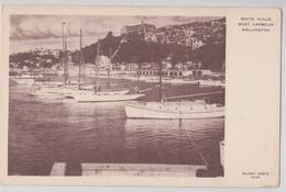 WELLINGTON (New Zealand) - White Hulls Boat Harbour - Yacht - Nouvelle-Zélande