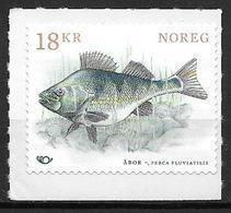 Norvège,  2018 Timbre Neuf Norden Poisson - Norway