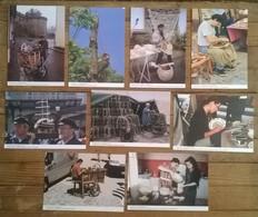 Lot De 12 Cartes Postales / Coutumes Métiers Traditions De Bretagne /CMTB / ILE ET VILAINE 35 - Professions