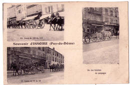 4855 -  Issoire ( 63 ) - Souvenir D'Issoire - ( Cp Sur L'artillerie ) - J. D. & M. à I. - - Issoire