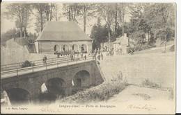 Longwy Haut  Porte De Bourgogne   Editeur Marie - Longwy