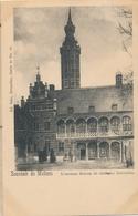 CPA - Belgique - Malines - L'ancienne Maison Du Chanoine Busleyden - Malines
