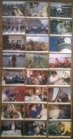 Lot De 24 Cartes Postales / Coutumes Métiers Traditions De Bretagne CMTB / 29 FINISTERE /b - Professions