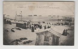 17 - Ile D'Oléron - Boyardville - La Plage Et L'Escadre Du Nord En Rade Des Trousses - Ile D'Oléron