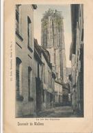 CPA - Belgique - Malines - La Rue Des Beguines - Malines