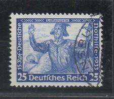 Deutsches Reich , Nr 506 Gestempelt ,  ( 50.-) - Deutschland