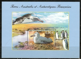 TAAF Bloc Feuillet N° 16 Le Grand Albatros - Blocs-feuillets