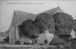 Nozay : L'ancienne église, Au Vieux Bourg - Autres Communes
