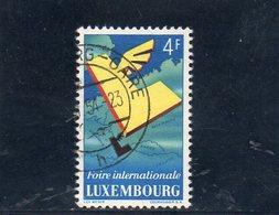 LUXEMBOURG 1954 O - Gebruikt
