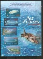 TAAF Bloc Feuillet N° 18 Les Iles Eparses - Blocs-feuillets