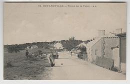 17 - Ile D'Oléron - Boyardville - Route De La Forêt - Ile D'Oléron