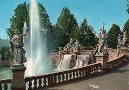 TORINO - Parco Del Valentino - Fontana Monumentale (1898) - Parcs & Jardins